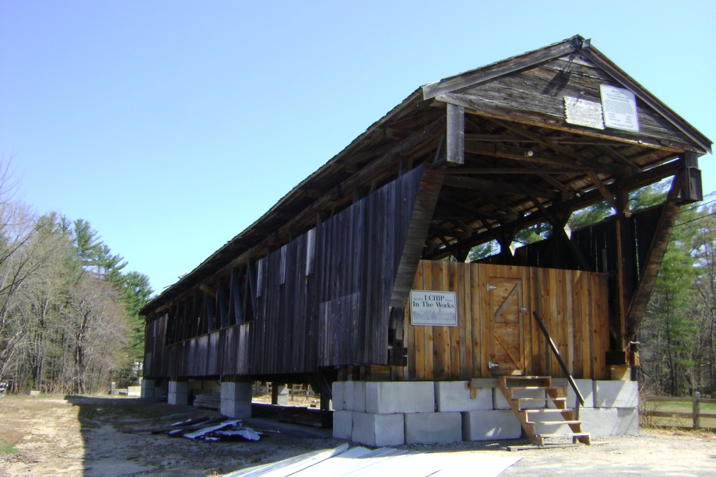 Whittier Covered Bridge